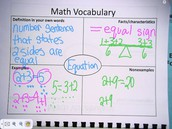Strategies for Teaching Math Vocabulary:  The Frayer Model ---10 Minutes