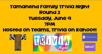 Round Two of Tamanend Trivia Night a Hit!