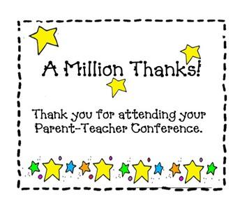 Parent/Teacher Confernces