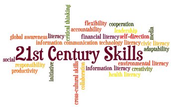 Vision for the Future: The Other 21st Century Skills