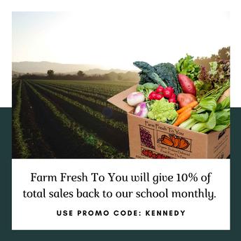 Farm Fresh To You (Comida fresca para tí)