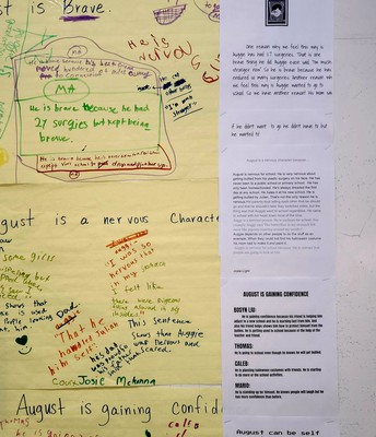Writing with Textual Evidence