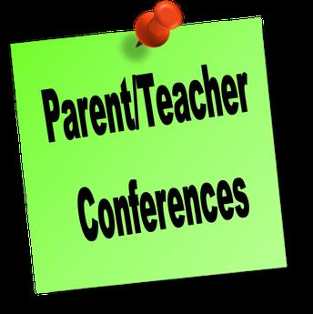 Spring Conferences Thursdays,  March 7 & 14