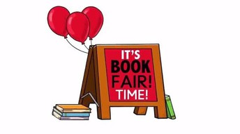 The BOOK FAIR is HERE...