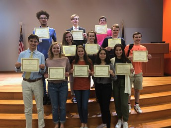 Gators of the Week:  Center Students Learn and Win Big at Model UN Conference