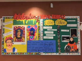 Celebration of Hispanic Heritage Month