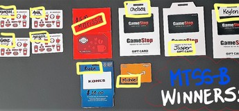 MTSS-B GIFT CARDS