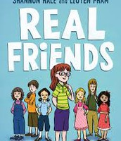 Real Friends by Shannon Hale and LeYeun Phan