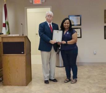 Mayor Betterton Declares September 5-11 National Suicide Prevention Week