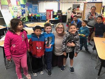 Mrs. Tucker & Guests!