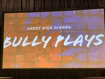 Bully Plays by Lakes High School Theater Department