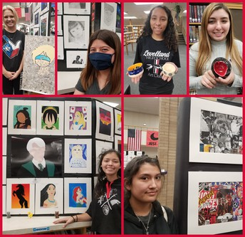 Art Show Donates to BBPs!