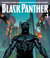 Black Panther: A Nation Under Our Feet Vol. 1 by Ta-Nehisi Coates