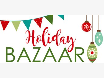 Student volunteers needed for HES Holiday Bazaar!