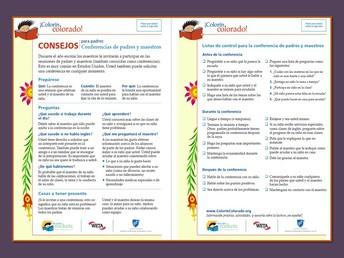 Consejos para padres: Conferencias de padres y maestros