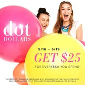 DOT DOLLARS ARE HERE!!