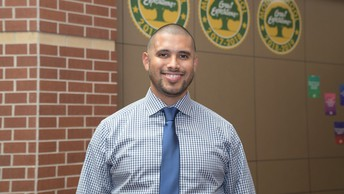 Dr. George Flores Named School Support Officer for Secondary Schools