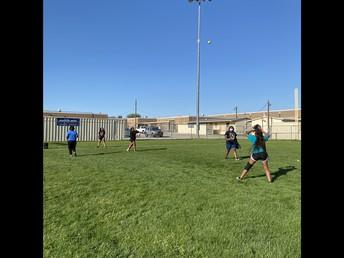 Dunbar Softball