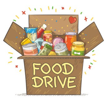 Food Drive -- Thank you!