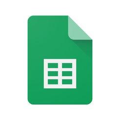 Google Sheets - töflureiknir