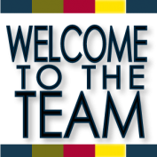 Welcome To Our New Staff Members!