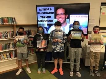 oregon teacher reaches out to Magnolia students