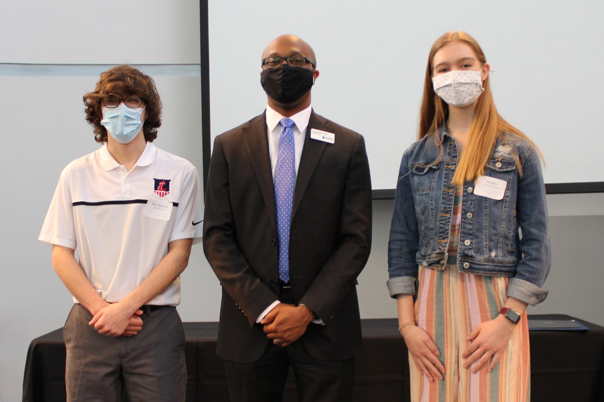Students Recognized for STEM Accomplishments