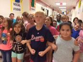 Fourth Grade Science Fun!