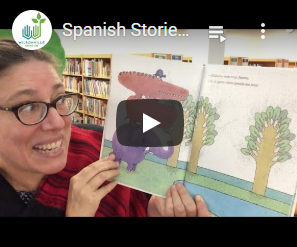 Join Wilsonville Public Library for Spanish Read-Alouds for Niños on Mondays at 10:30 a.m.