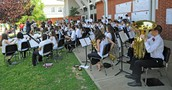 Holly Grove Middle School Band