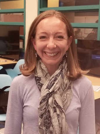 FEATURED TEACHER- Lindsey L'Ecuyer at Andover High School