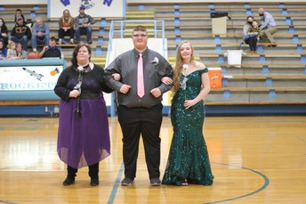 King and Queen Candidates