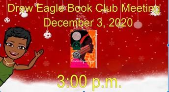 Drew Eagle Book Club