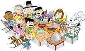 Kinder Feast - November 13th!