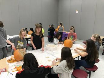 Pumpkin Carving Interdisciplinary Activity
