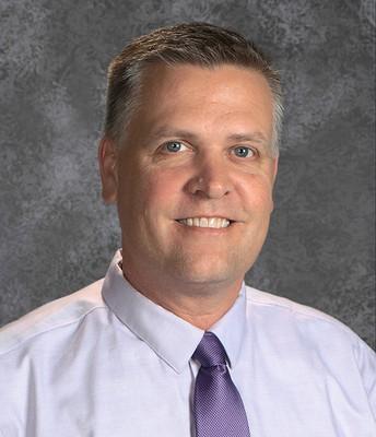 Mr. Jason Cresap, Principal