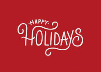 Wishing you a Happy Holiday!