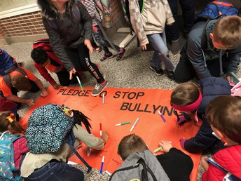 Orange Day for Bully Prevention