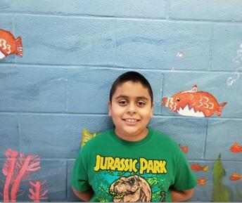 Third Grade: B. Jimenez