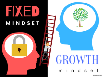 Teachers share their love of learning by adopting a growth mindset