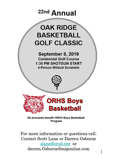 Wildcat iNews 9/3/19 - Oak Ridge High School