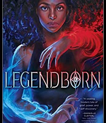 Legendborn by Tracy Deonn.