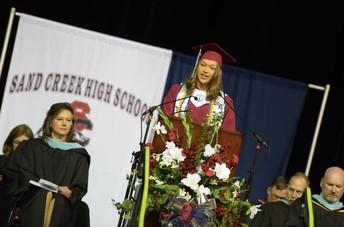 SCHS Grads Shine at Commencement