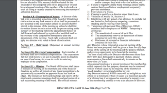 Governing Documents, RBMC BYLAWS 2016 (pdf)