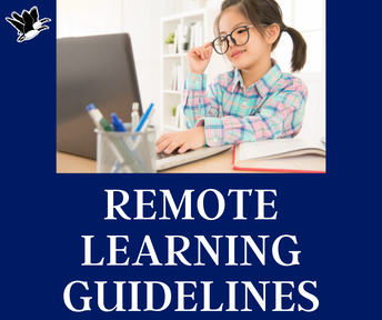 Remote Learning Guidelines for Families and Students
