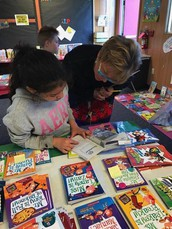 Summer Reading made fun at Fir Grove Elementary School