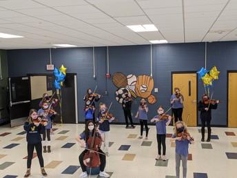 5th Grade Blue Orchestra 1