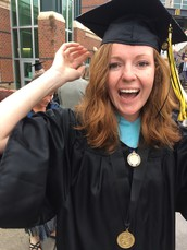 Cassidy Milosh Inducted Into the Cratis D. Williams Society