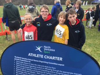 Sherburn Hungate's First Cross Country Champion of England