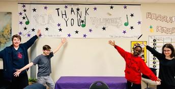 PTA/Volunteer Appreciation Week!
